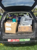 Howe Meadow Drop Off 5/5/18